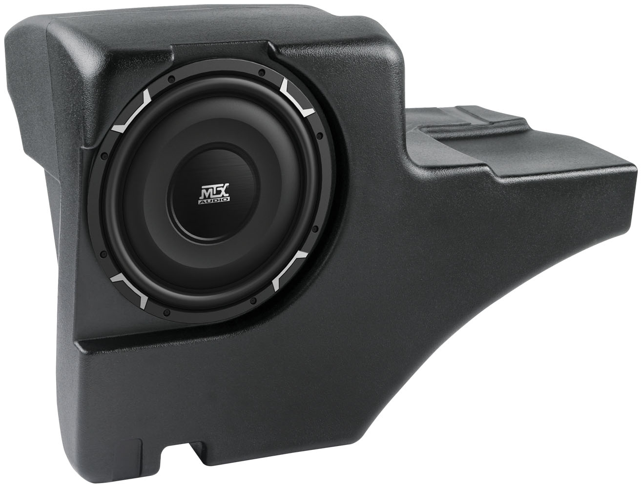 Fits 2002-2006 - Amplified 10 inch 200W RMS Vehicle Specific Custom  Subwoofer Enclosure (CTYE01BK10A-FPR)