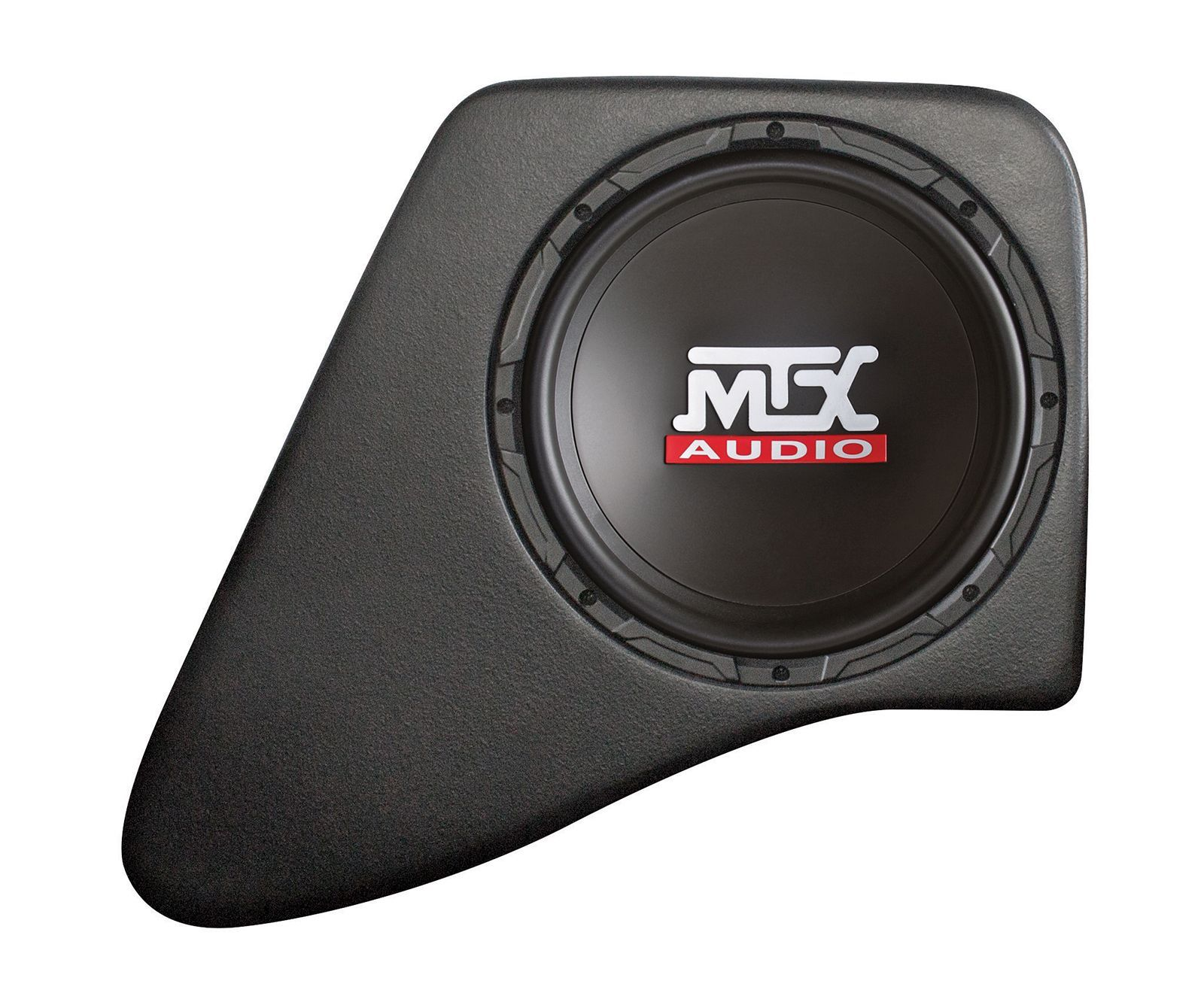 Search Mtx Audio Serious About Sound Wire Harness Black Molding Vehicle Specific Thunderform Enclosures Are Designed To Utilize Space In Vehicles That Would Otherwise Go Unused Add A Subwoofer Enclosure