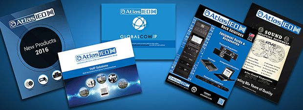 AtlasIED Catalogs & Brochures Available Online