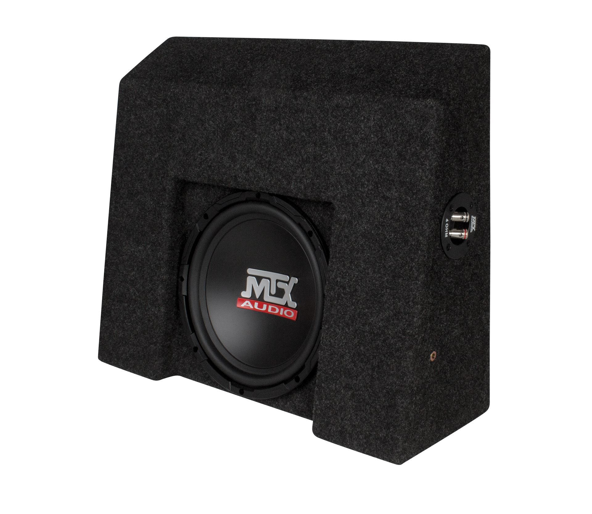 search mtx audio serious about sound® crimestopper wiring diagram vehicle specific thunderform enclosures are designed to utilize space in vehicles that would otherwise go unused to add a subwoofer enclosure