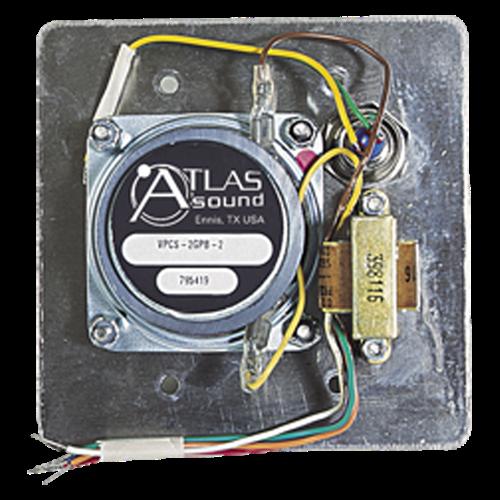 Intercom Stations W Speaker Call Amp 25v Transformer Atlasied