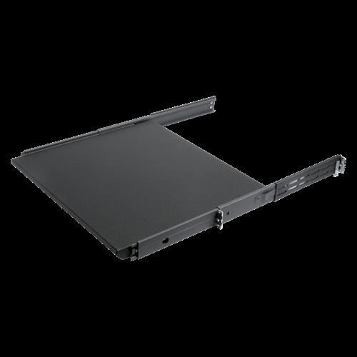 Sliding Shelf Tray For Cabinets W Front Rear Mtg Rails