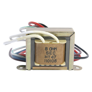 Picture of High-Quality 4 Watt Audio Transformer 70.7V