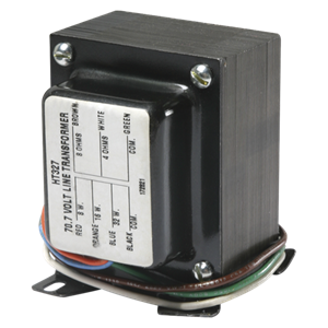 Picture of High-Quality Transformer 32W (70.7V)