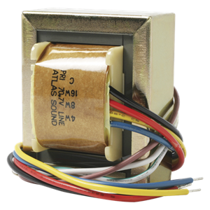 Picture of High-Quality Transformer 16W (70.7V)