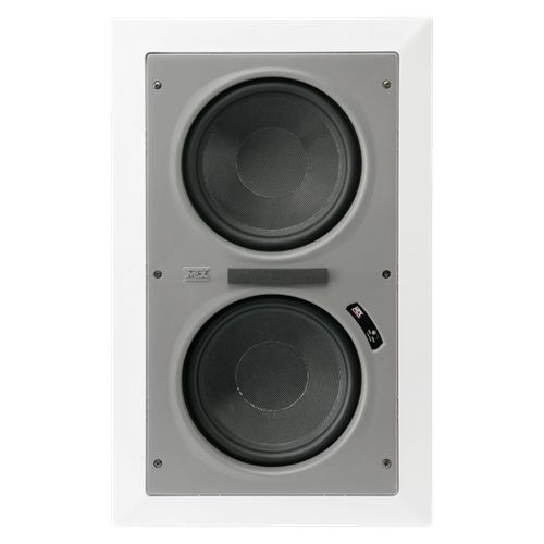 "Picture of Dual 8"" Premium shielded In-wall sub"
