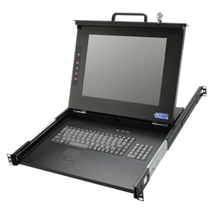 Picture of 15 inch LCD Single Rail Console - Replaced by the MMK17-RM