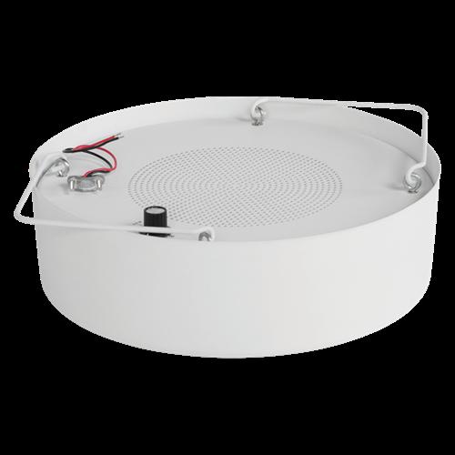 8 Quot Dual Cone Sound Masking Loudspeaker With 4 Watt 70v