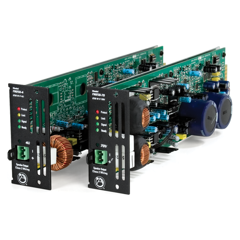 Multi Impedance Modular Amplifier With Capability To