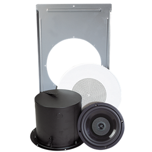 "Picture for category Strategy Series I 8"" Loudspeakers and Accessories"