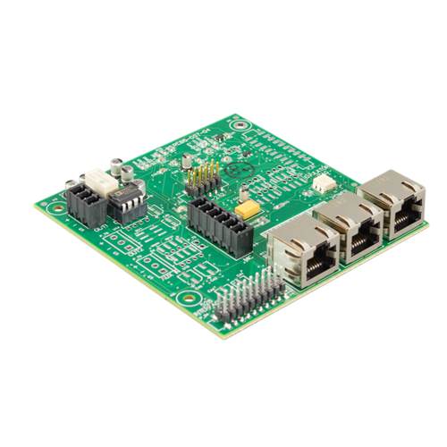 Picture of 528 Series Microphone Station Expansion Board