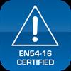 EN54-16 Certified