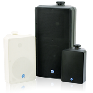 Picture for category SM Series All-Weather Loudspeakers