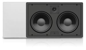Picture of LCRM62 Dual 6.5 inch 2-Way 65W RMS 8 Ohm In-Wall LCR Speaker