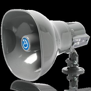 Picture of Horn Speaker with 15-Watt 25V/70V/100V Transformer
