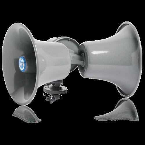 Dual Direction Twin Horn Loudspeaker With 30 Watt 25v 70v