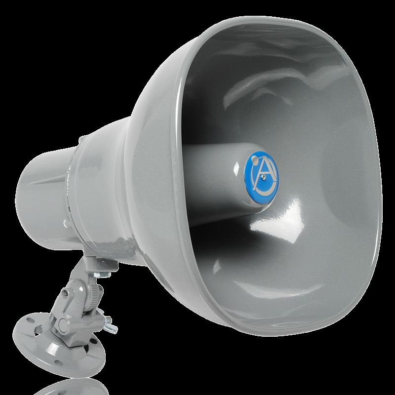 Emergency Horn Loudspeaker With 15 Watt 25v 70v