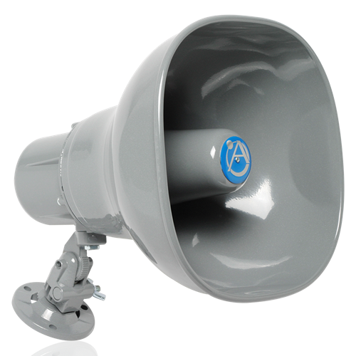 Picture of Emergency Signaling Horn Loudpeaker with 15-Watt 25V/70V Transformer and Line Supervision Capability