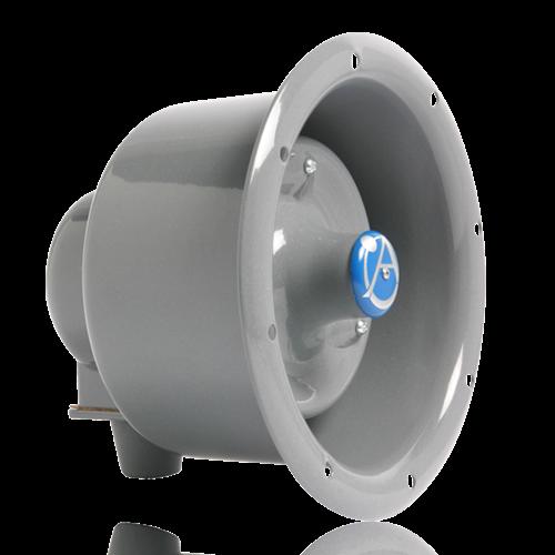 Flanged Emergency Horn Loudspeaker With 15 Watt 25v 70v