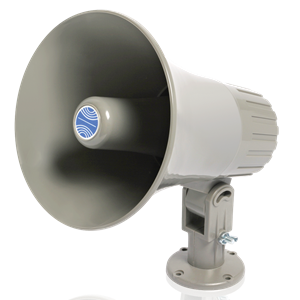 Picture of Re-Entrant Horn Loudspeaker with 25V/70.7V-15W Transformer
