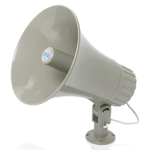 Picture of Re-Entrant Horn Loudspeaker with 25V/70.7V-30W Transformer