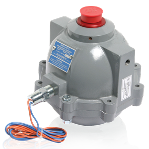 Picture of UL Listed 60-Watt, 16 Ohm Explosion-Proof Driver for Use in Hydrogen Environments