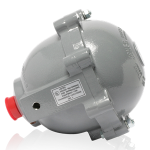 Picture of UL Listed 30-Watt, 8 Ohm Explosion-Proof Driver for Use in Hydrogen Environments