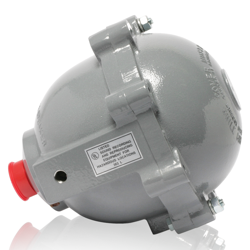 UL Listed Explosion-Proof Driver with 30-Watt 70V