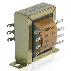Picture of High Power Line Transformer for Compression Drivers 15 W, (25/70.7V)