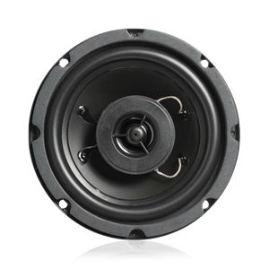 "Picture of 4"" Coaxial In-Ceiling Loudspeaker with 8-Watt 70V Transformer"