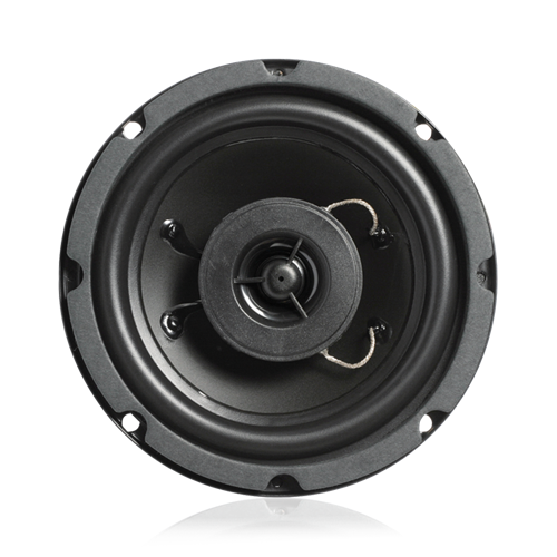 4 Quot Coaxial In Ceiling Loudspeaker With 8 Watt 70v