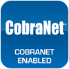 CobraNet enabled