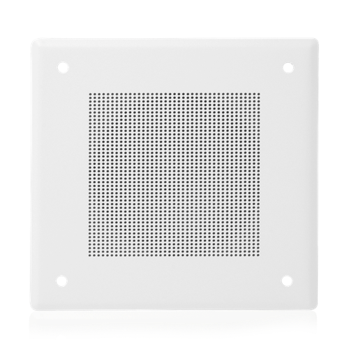 "Picture of 4"" In-Ceiling Loudspeaker with 4-Watt 25V/70V Transformer and 161-4 Baffle"