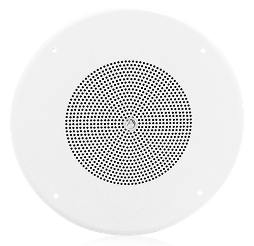 """Picture of 8"""" In-Ceiling Loudspeaker with 5-Watt 25V Transformer and 62-8 Baffle"""