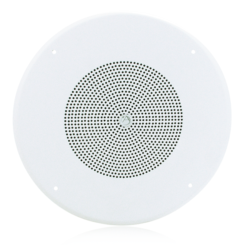 0016248_8 coaxial in ceiling loudpeaker with 707v 8 watt transformer and 62 8 baffle 8\