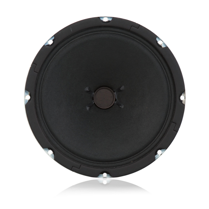 8 dual voice coil in ceiling loudspeaker for systems requiring secondary supervision atlasied. Black Bedroom Furniture Sets. Home Design Ideas