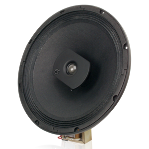 "Picture of 12"" 2-Way Coaxial Loudspeaker with 60-Watt 70V/100V Transformer"