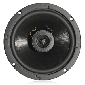 "Picture of 6"" Coaxial In-Ceiling Speaker with 8-Watt 70V Transformer"