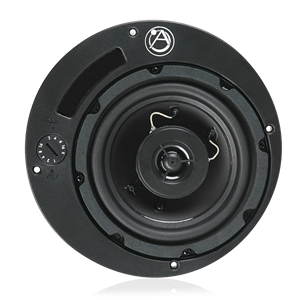 "Picture of 4"" In-Ceiling Coaxial Speaker Motorboard Assembly with 16-Watt 70.7V/100V Transformer"