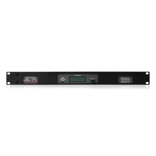 Picture of Digital Sound Masking Processor and Amplifier - Replaced by the DSP2212