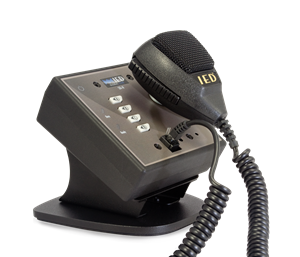 Picture of 524 Series Digital Microphone Station with CobraNet® Message Channels