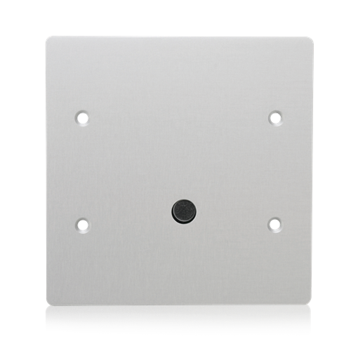 Picture of Ambient Noise Sensor, 2-Gang Aluminum Plate Mounting Option