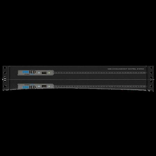 Picture of 1200CPU GLOBALCOM<sup>®</sup> Server