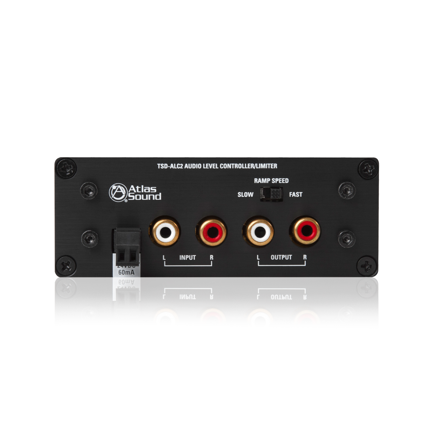 Audio Level Controller Limiter Atlasied
