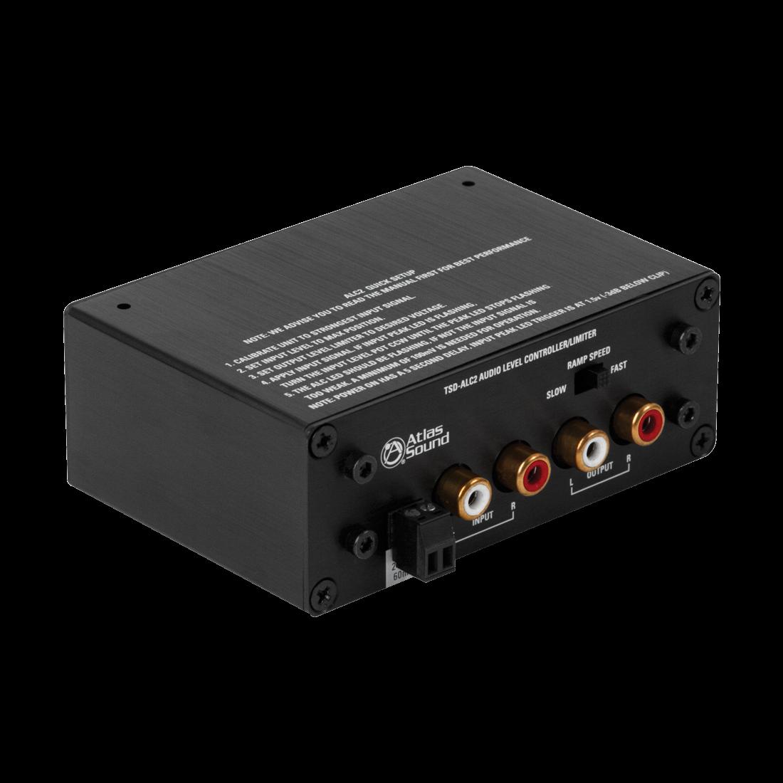 Audio Level Controller Limiter Atlasied
