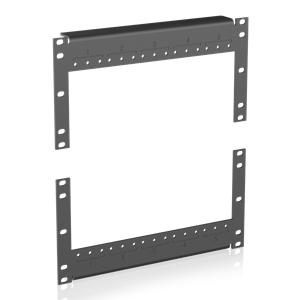 Picture of Half Width Rack Vertical Rack Mounting Kit