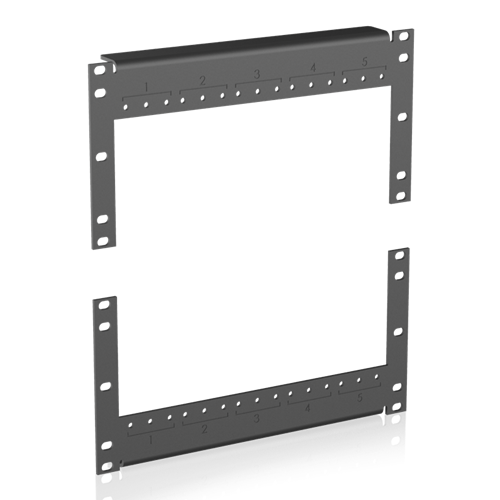 Picture of Half Width Rack Vertical Rack Mounting Kit