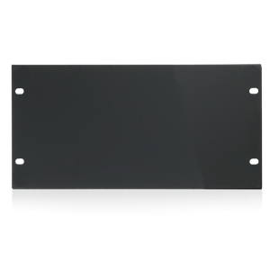 Picture of Half Rack Solid Economy Blank Panel 3RU