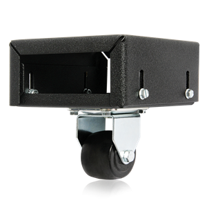Picture of Heavy-Duty Support Caster for Wall Mounting Cabinets