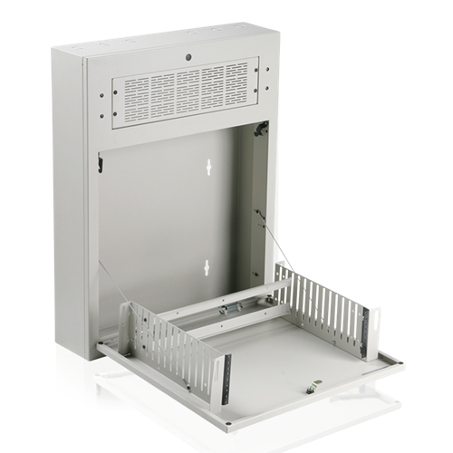 Picture of Tilt Out Wall Cabinets for 19 inch Equipment 3RU
